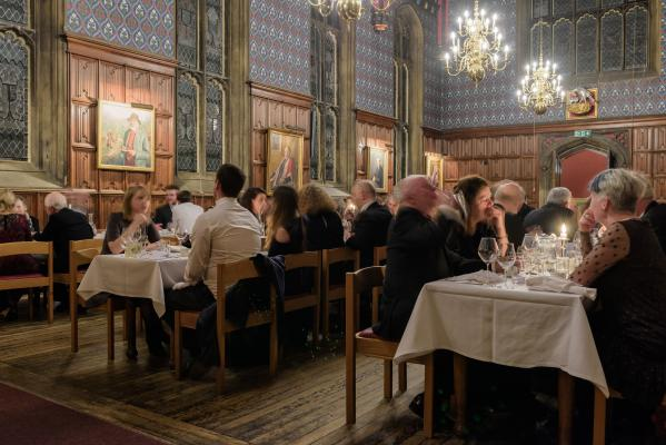 The Dining Hall is a great venue for any special occasion