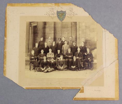 Matriculation photograph