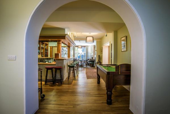 Leckhampton House | Bar