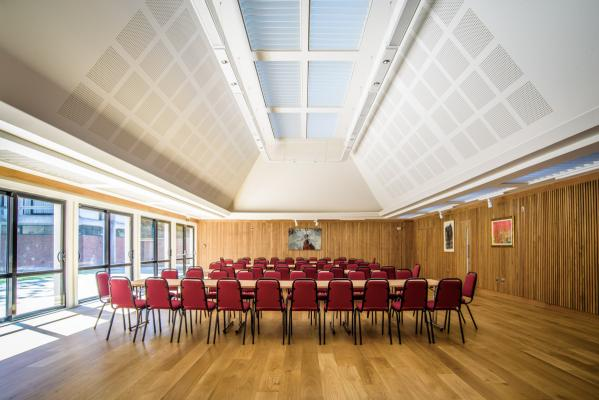 Leckhampton House | Dining Hall