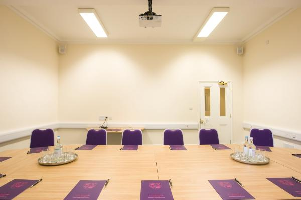 A great space for small events or a breakout space for a larger meeting