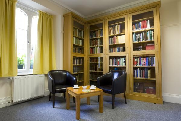 A great space for break out sessions or refreshments