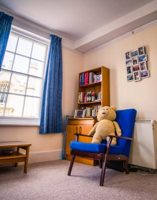Undergraduate accommodation in Newnham House, photo by Songyuan Zhao
