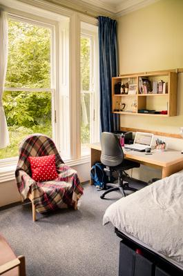 Undergraduate accommodation in Newnham House