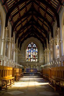 Corpus Chapel