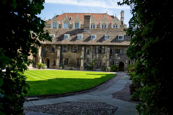 Old Court is available for drinks receptions throughout the Summer