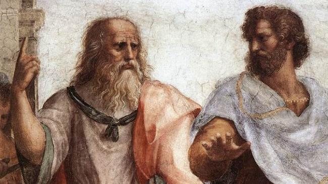 Plato, from Raphaels School of Athens