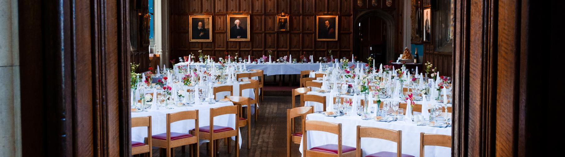 Weddings At Corpus Cambridge Corpus Christi College University Of