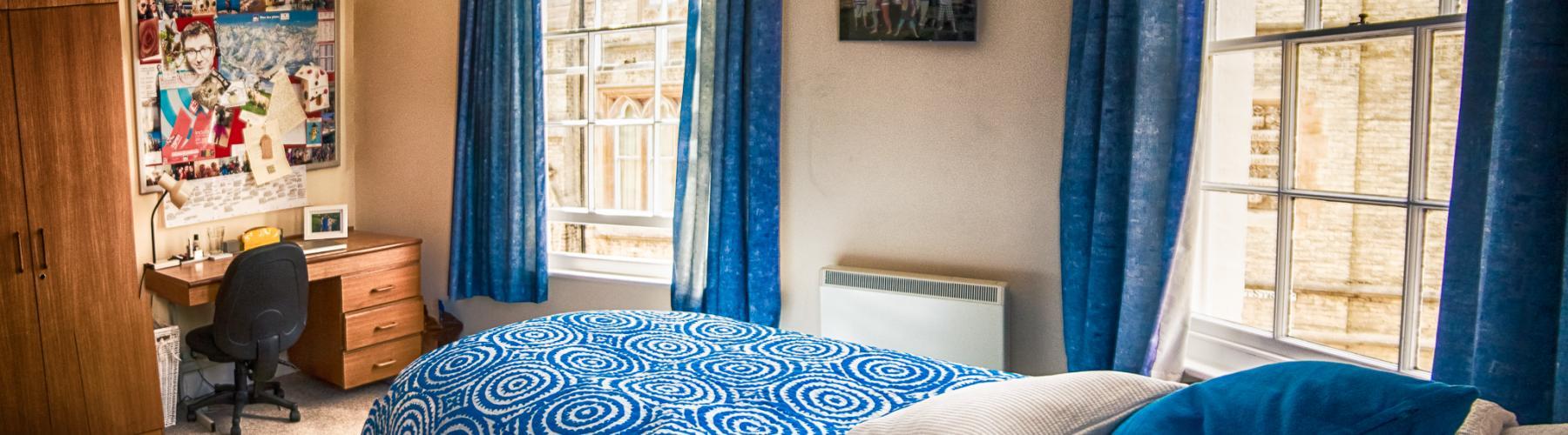 Undergraduate accommodation